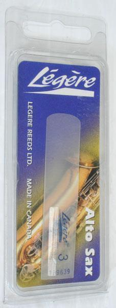 Reeds Legere Synthetic Alto Sax Reed