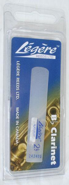 Reeds Legere Synthetic Bb Clarinet Reed