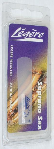 Reeds Legere Synthetic Soprano Sax Reed