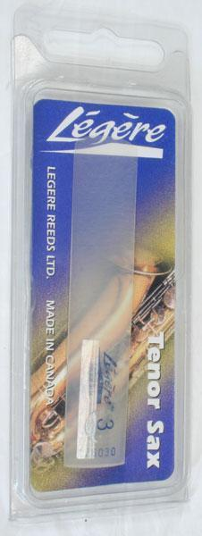 Reeds Legere Synthetic Tenor Sax Reed