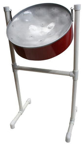 "Steel Drums FancyPans Steel Drum 18"" W/ STAND"