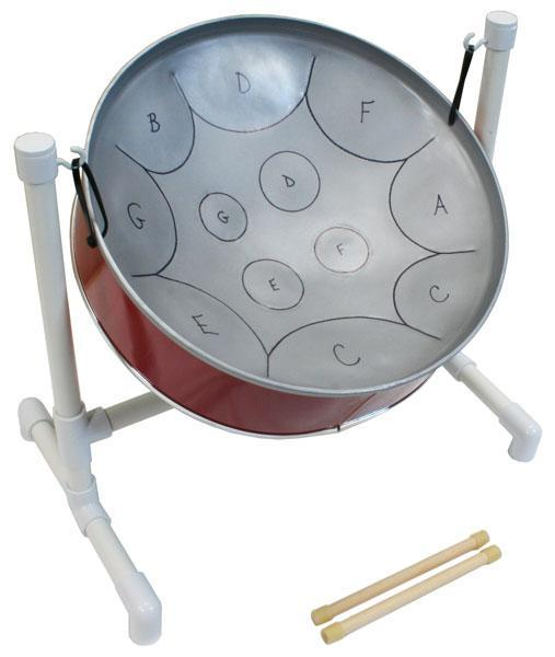 Steel Drums FancyPans Steel Drum W/ STAND