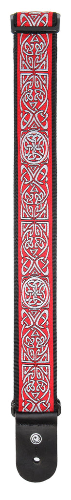 Stringed Instrument Accesories D'Addario Planet Waves Woven Guitar Strap, Celtic