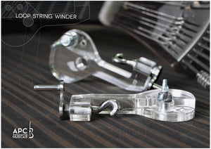 Stringed Instrument Accesories Portuguese Guitar String Winder (Modern Style)