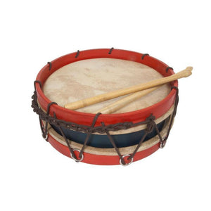 "Tabor Drums Tabor Drum, 10"", with Sticks"