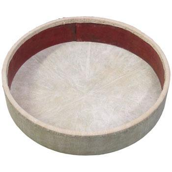 "Tambourines Def 12"", skin wrapped shell"