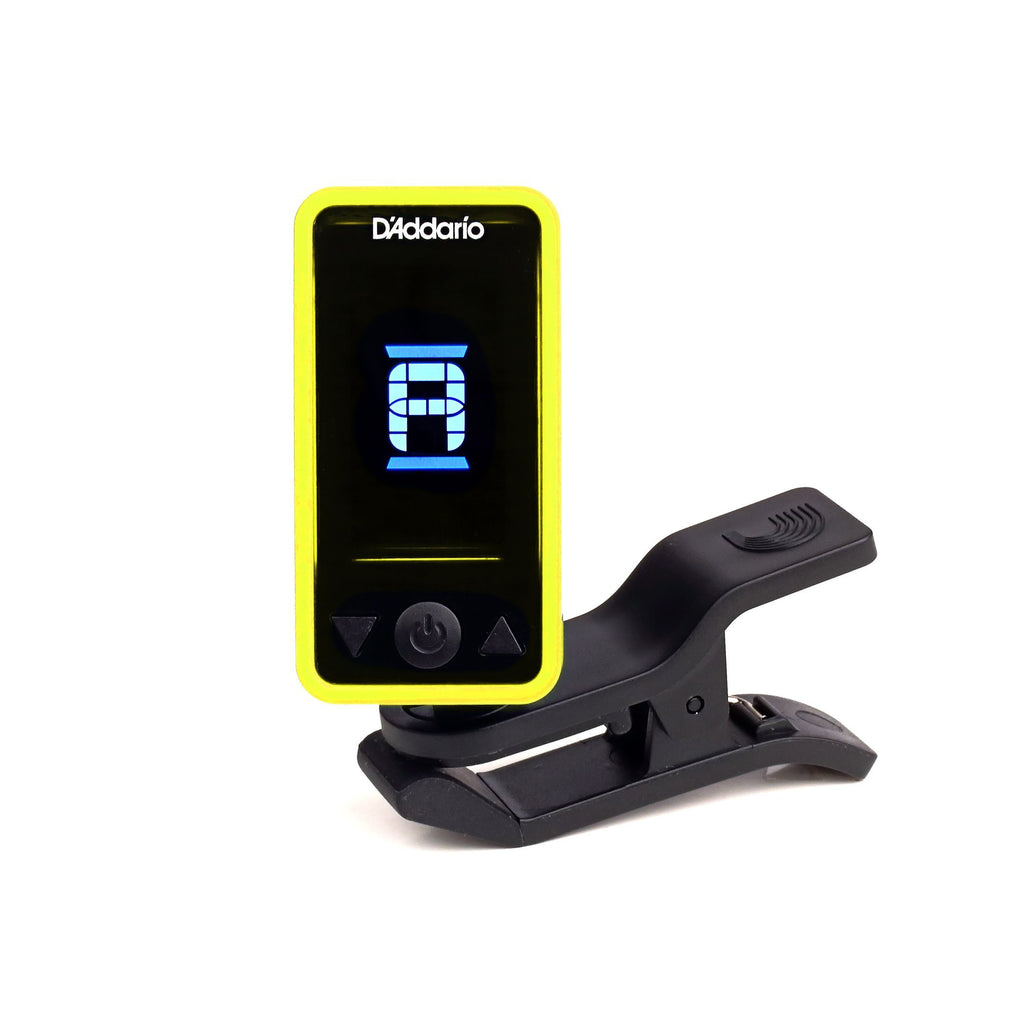 Tuners & Recorders D'Addario Planet Waves Eclipse Headstock Tuner