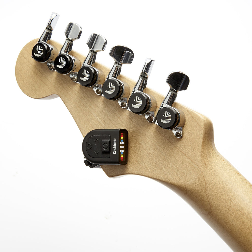 Tuners & Recorders D'Addario Planet Waves NS Micro Headstock Tuner