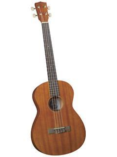 Ukuleles Diamond Head DU-200B Mahogany Baritone Ukulele with Gig Bag