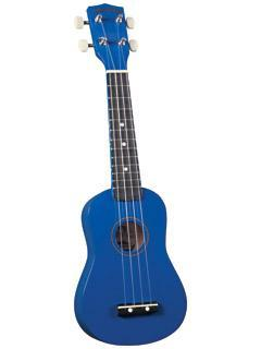 Ukuleles Diamond Head Student Soprano Ukulele in Blue