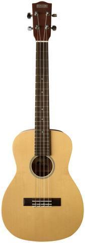Ukuleles Makai Solid Top Series With White Binding Baritone Ukulele MB-70