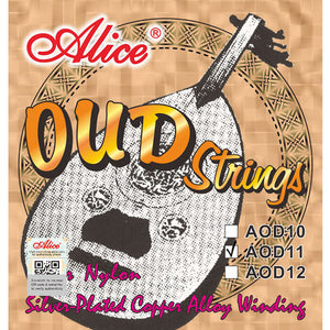 Alice 11-String Oud Strings