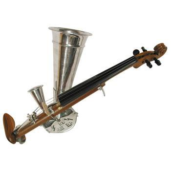 Violins Stroh Horn Violin, Aluminum Better Model