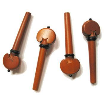 Violins Violin Pegs, heart design