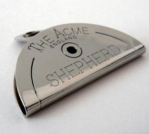Shepherds Mouth Nickel Whistle by Acme Sheep Dog Dog Whistle Shepherds