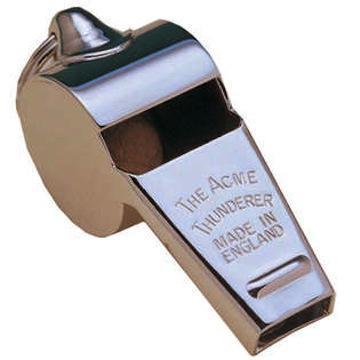 Whistles Thunderer Whistle, Small Acme