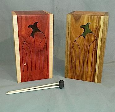 Wooden Tongue Drums