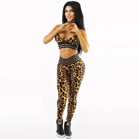 Leggings: Cheetah 2