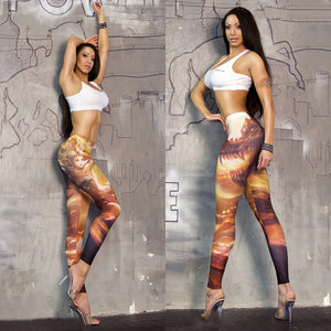 Leggings: Princess