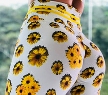 Load image into Gallery viewer, Leggings: Sunflower