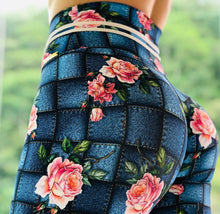 Load image into Gallery viewer, Leggings: Rose