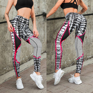 Leggings: Skyscraper