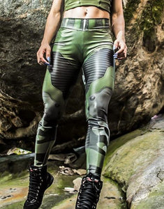 Leggings: Jungle