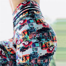 Load image into Gallery viewer, Leggings: Holiday