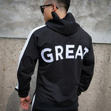 Load image into Gallery viewer, Hoodie: Live Great