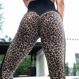 Leggings: Cheetah