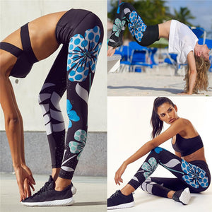 Leggings: Alpine