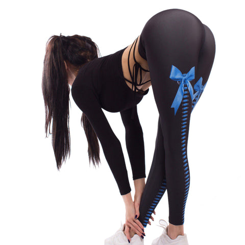Leggings: Ribbon