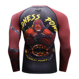 Compression Top: Beast