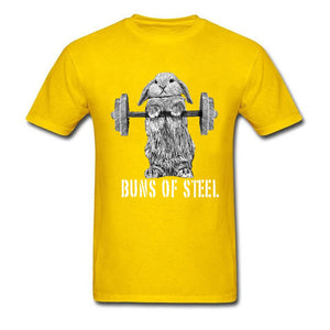 T-Shirt: Buns Of Steel