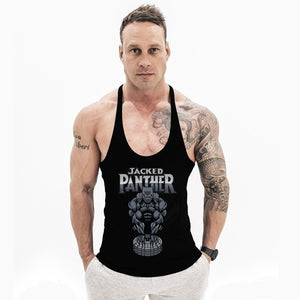 Tank Top: Jacked Panther