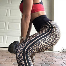 Load image into Gallery viewer, Leggings: Cheetah