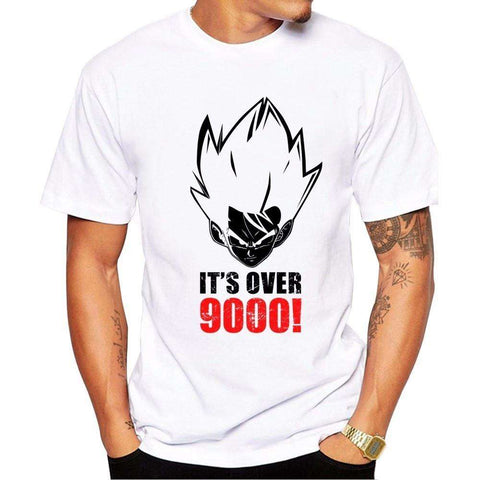 T-Shirt: Over 9000