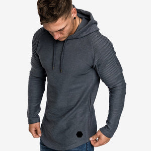 Muscle Hoodie: Supersonic