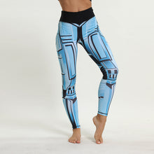 Load image into Gallery viewer, Leggings: RoboGirl