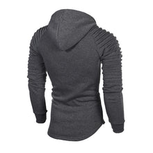 Load image into Gallery viewer, Muscle Hoodie: Armour