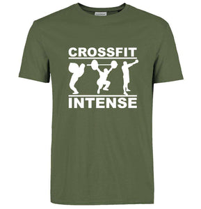 T-Shirt: CrossFit Intense