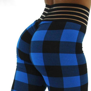 Leggings: Lumberjill