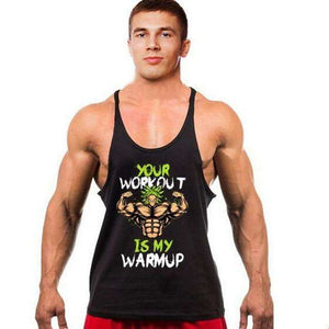 Tank Top: Warm Up
