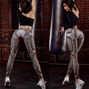 Leggings: Viper