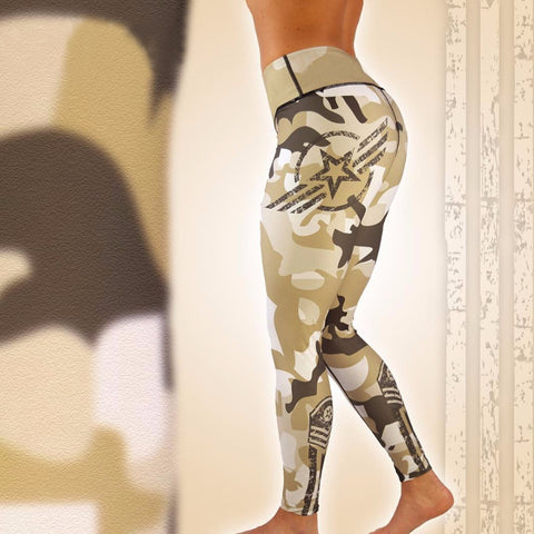 Leggings: Sandstorm