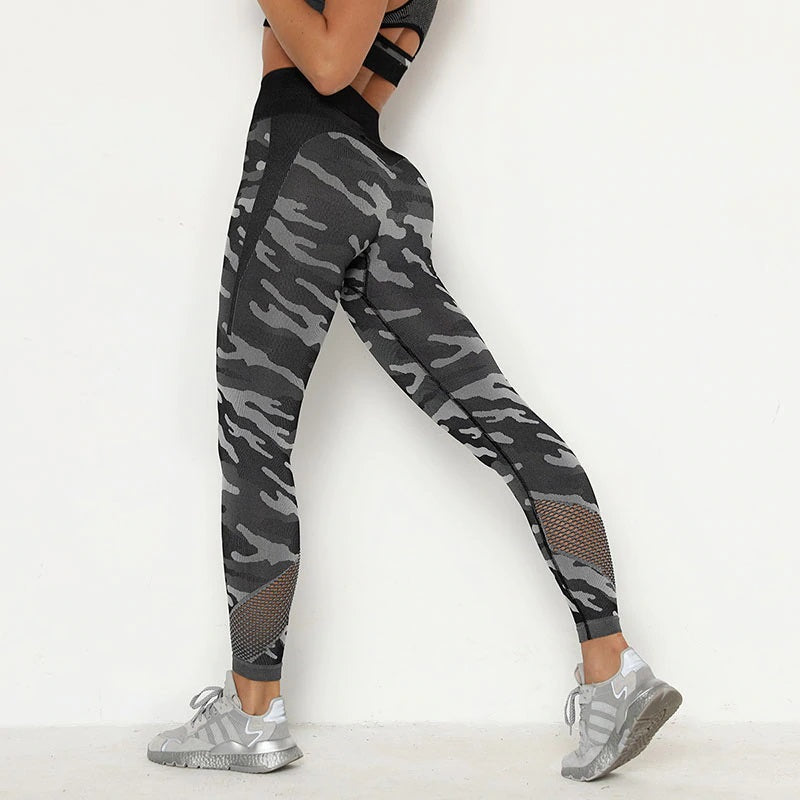 Leggings: Chameleon