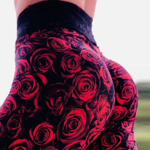 Leggings: Rosa