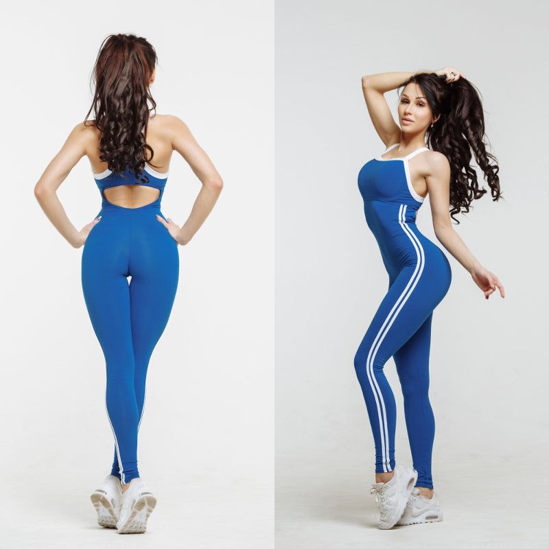 Yoga Jumpsuit: Belle