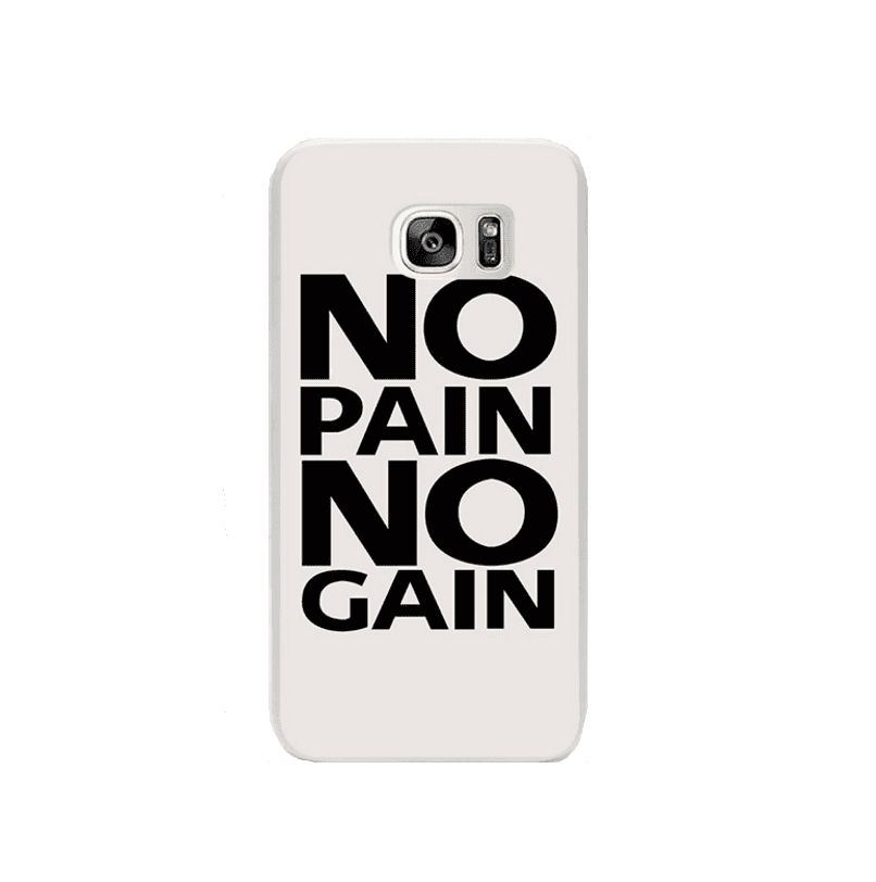 Phone Case: No Pain No Gain 2