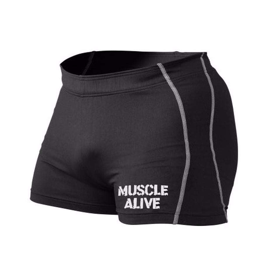 Gym Shorts: Muscle Alive 2
